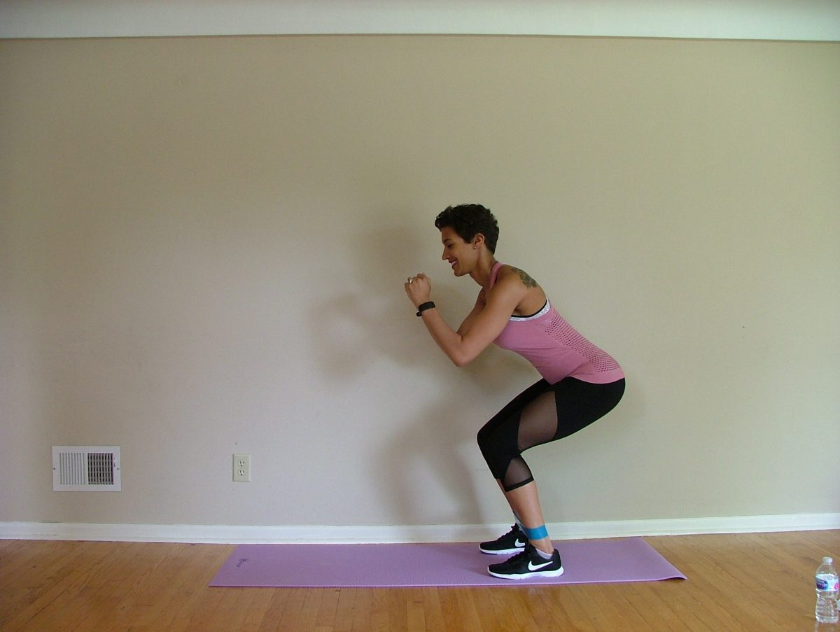 Abs and Booty Resistance Bands Workout