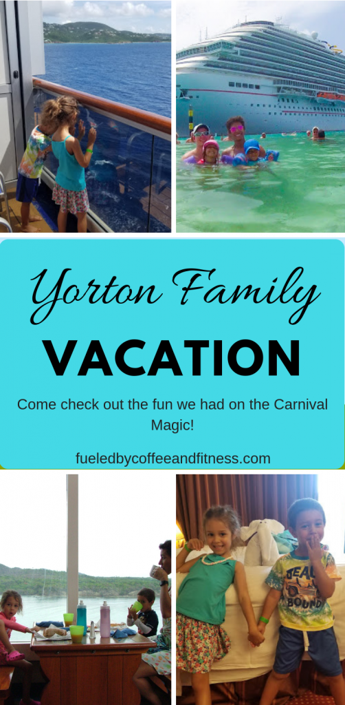 Yorton Family Vacation