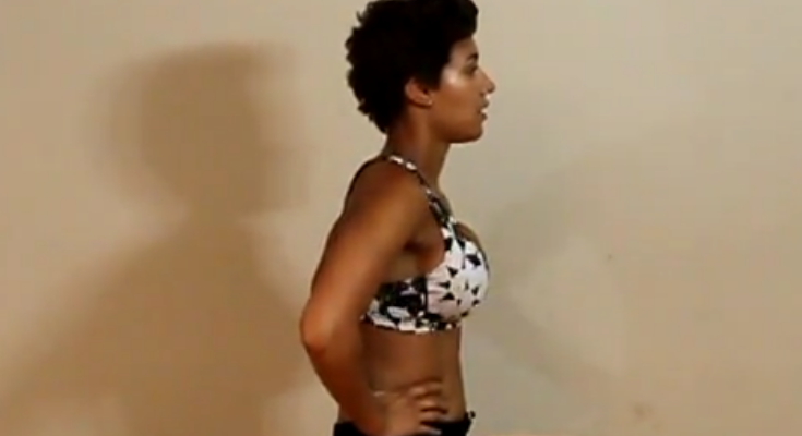 5 Minute Workout Part 2: Lunges