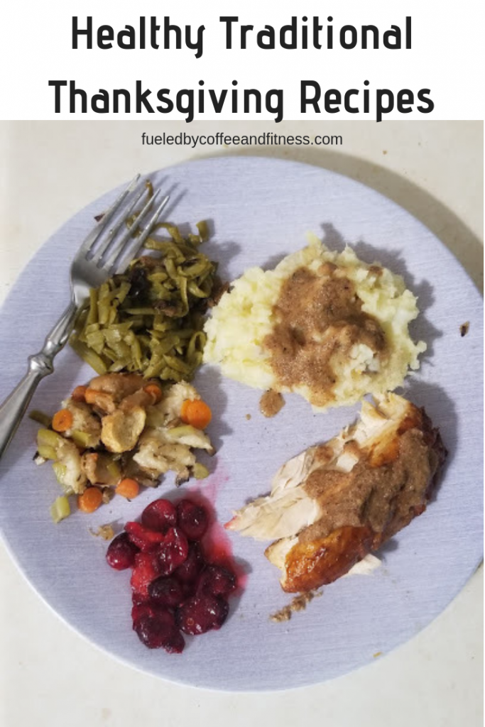 Healthy Traditional Thanksgiving Recipes