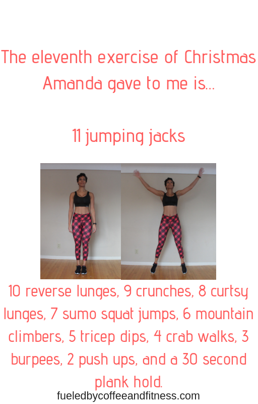 day 11 jumping jacks