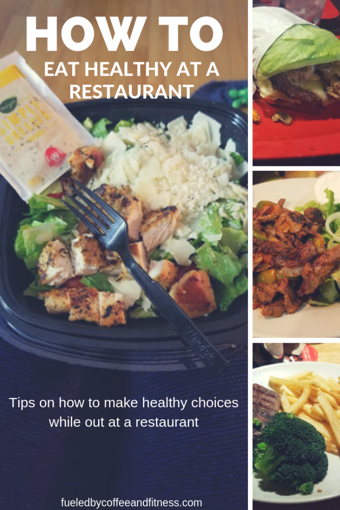 Eating Healthy at a Restaurant