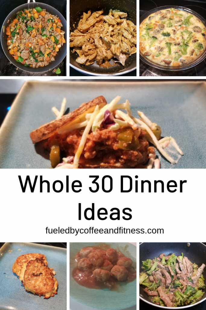 Whole 30 Dinner Ideas